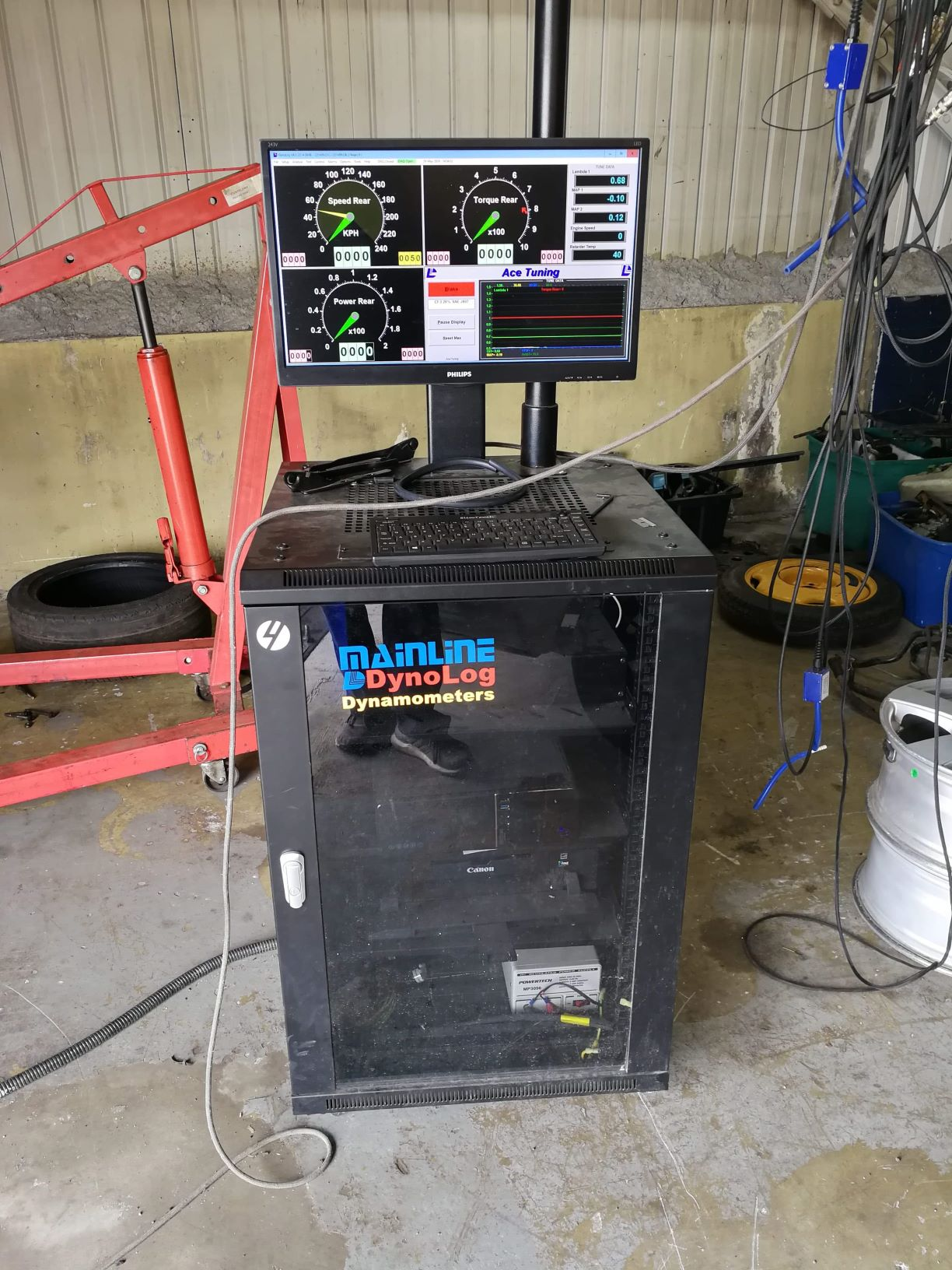Dynamometer For Sale >> Used Dynamometers